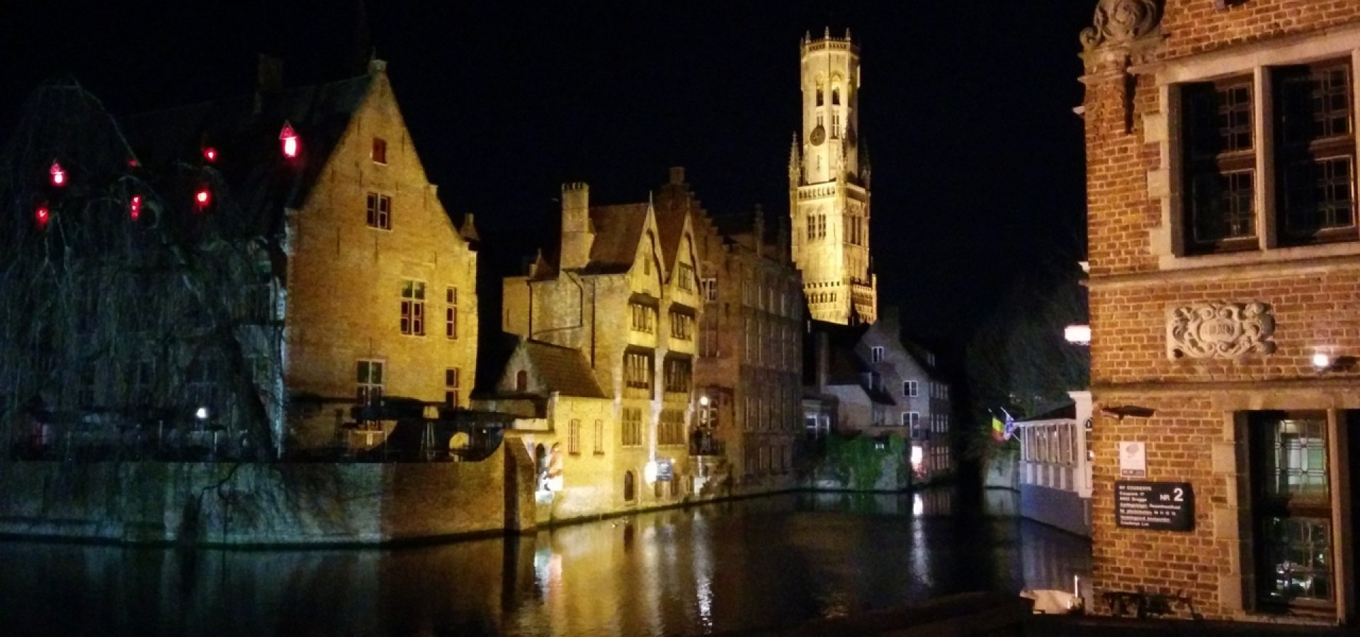 Romantic Weekend In Bruges Top Tourist