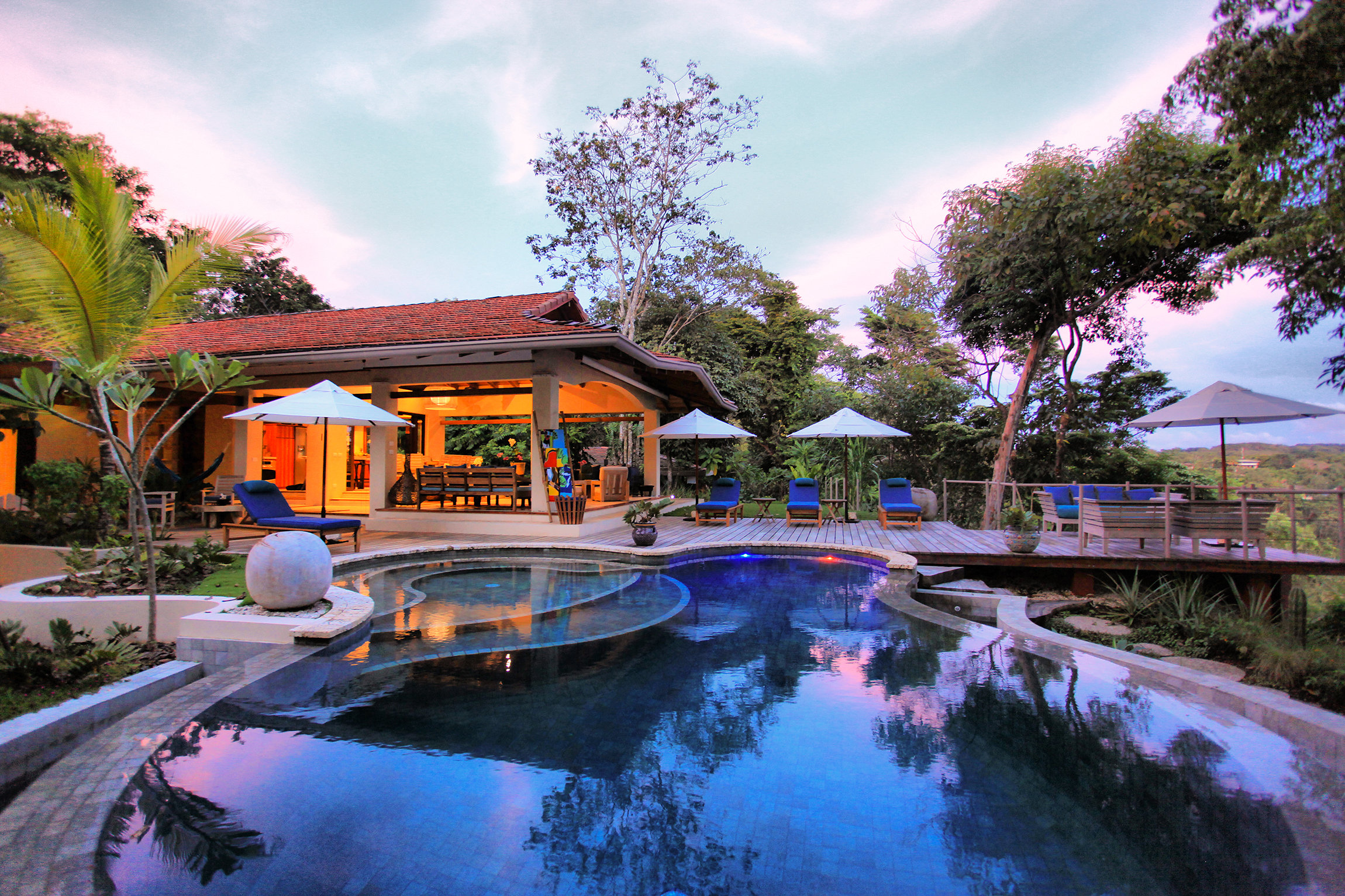 Luxury costa rican vacation top tourist for Luxury vacation costa rica