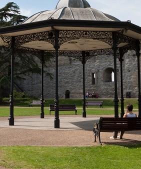 Castle-Bandstand (1)