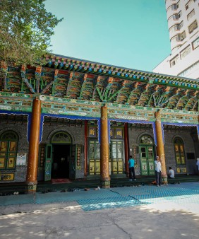 Southern Great Mosque Urumqi