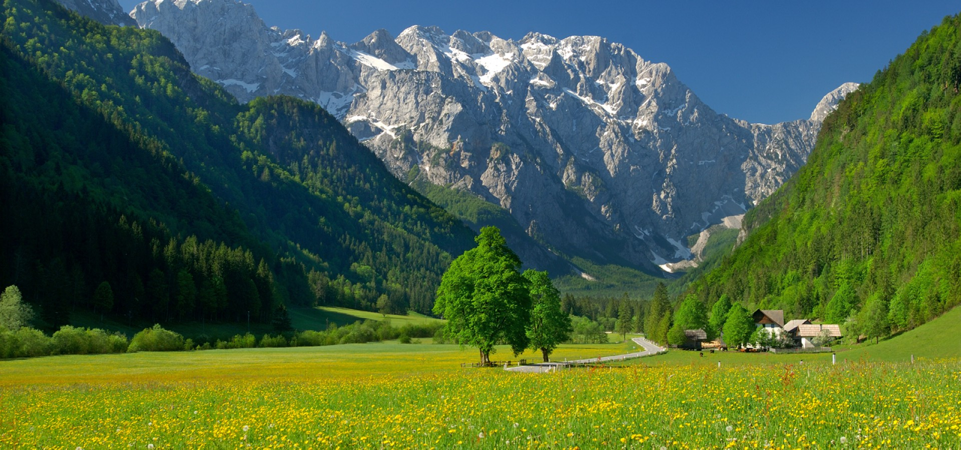 Savinja Alps Slovenia Top Tourist