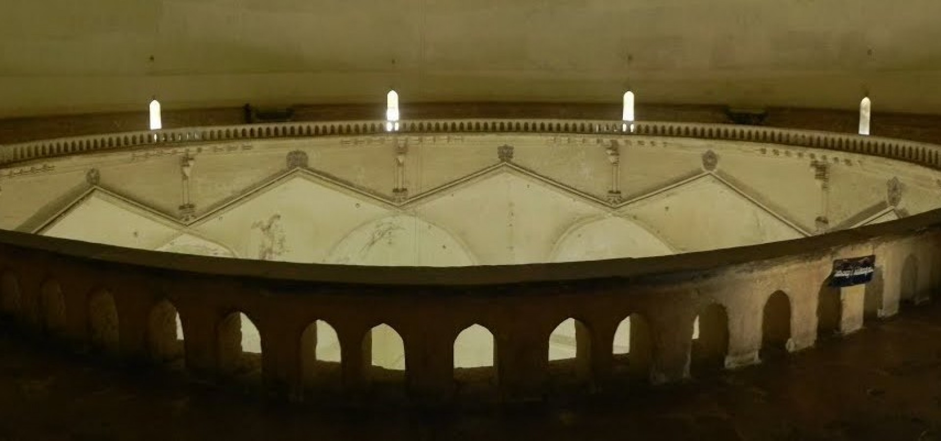 Whispering Gallery At Gol Gumbaz Top Tourist
