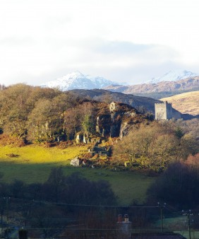 Dolwyddelan Castle & Snowdon