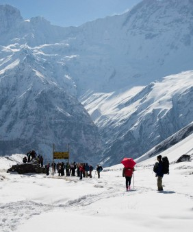 annapurna base camp sisne rover